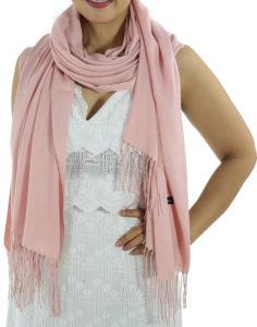 pink cashmeres
